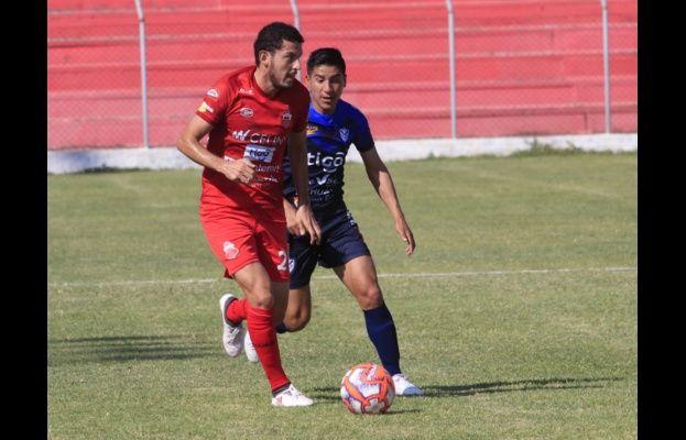 Guabirá derrotó a San José con doblete de Hurtado