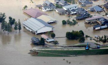 El tifón Hagibis deja más de 20 muertos e importantes inundaciones en Japón