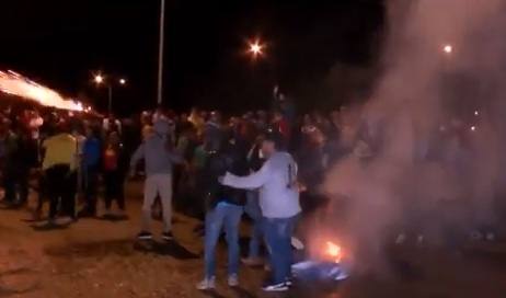 Fiscalía imputa a 11 jóvenes involucrados en disturbios suscitados en el Cambódromo
