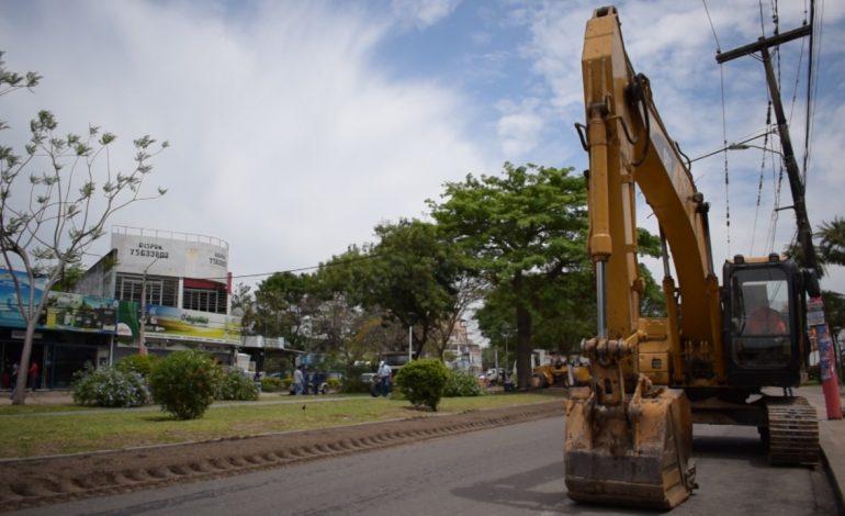 Gobierno Municipal inicia el noveno tramo del BTR con un 75 % de avance