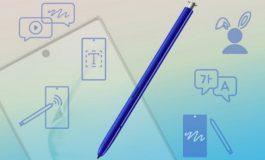 Samsung presenta su mejor versión de S Pen en sus nuevos equipos Galaxy