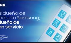 Samsung brinda servicio técnico remoto y soporte a domicilio a sus clientes