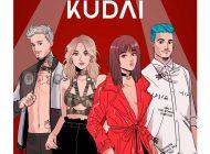 Kudai salta de los escenarios al comic