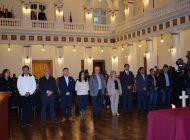 Áñez presenta a su nuevo gabinete ministerial
