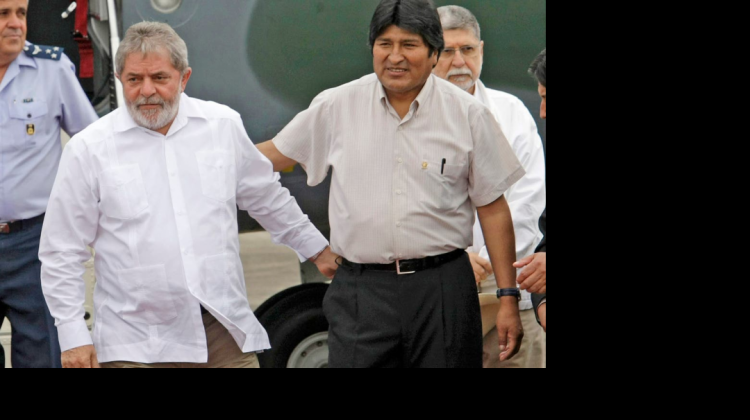 Expresidente Lula: «Mi amigo Evo cometió un error al buscar un cuarto mandato»