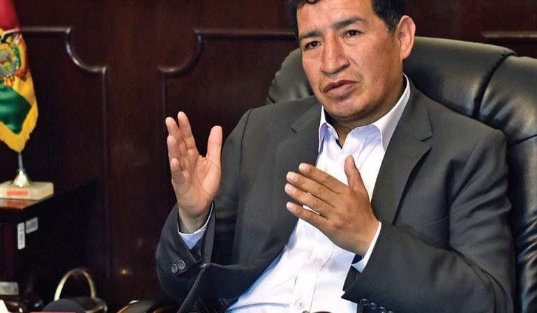 Renuncia Víctor Borda, presidente de la Cámara de Diputados