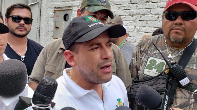 Camacho: No me fui de El Alto por voluntad propia, me sacaron con mentiras