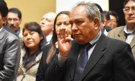 El presidente de YPFB, José Luis Rivero, aseguró que la compañía está quebrada