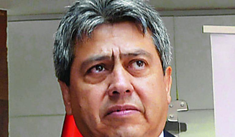Cossío anuncia su regreso a Bolivia para el 16 de diciembre
