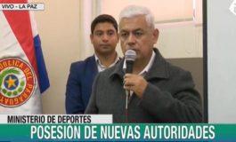 El piloto Leonardo Martínez es el nuevo viceministro de Deportes