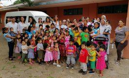 Imcruz apoya labor del Hogar de Niños San Lorenzo con la entrega de un minibús