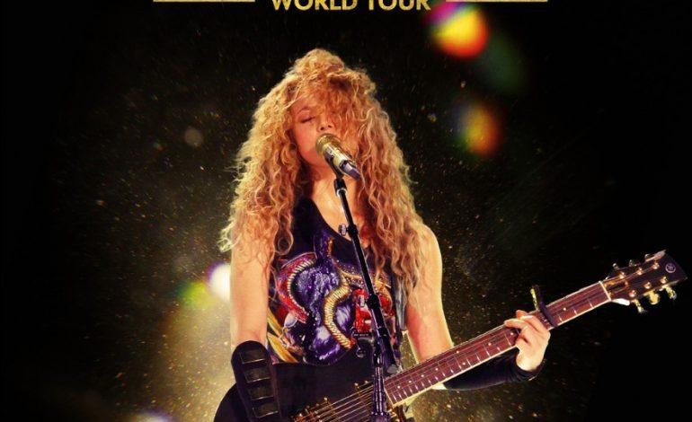 """Shakira muestra su vida en el film """"El Dorado tours""""; André Rieu invita a bailar a ritmo del vals"""