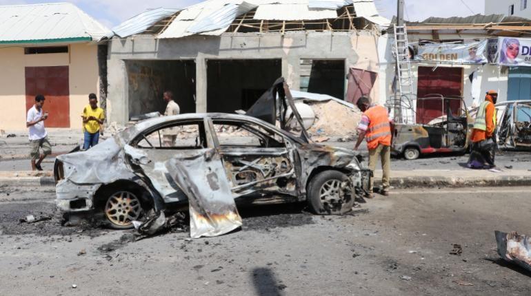 Al menos 4 muertos en un ataque de Al Shabaab en Somalia