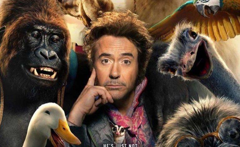 DOLITTLE, el veterinario que habla con animales llega a los cines con una aventura épica