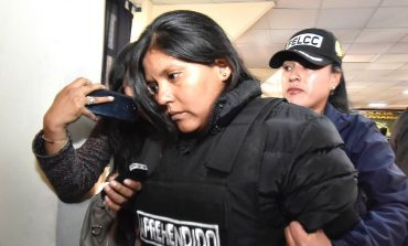 Juez en La Paz decide enviar a Elba Terán a la cárcel de Palmasola