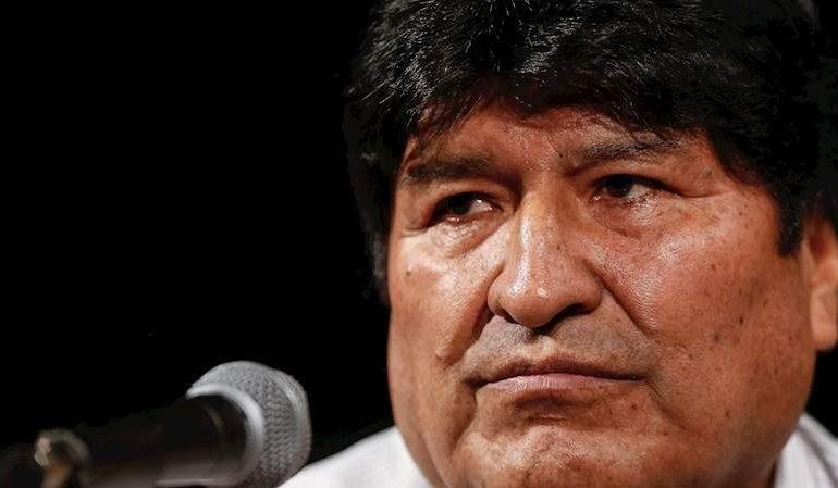 """Morales llama a movilizaciones: """"Como nos derrotaron, nosotros vamos a derrotar"""""""