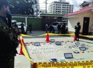La Felcn halla 15 fábricas de cocaína en el Chapare tras incursión de 7 horas