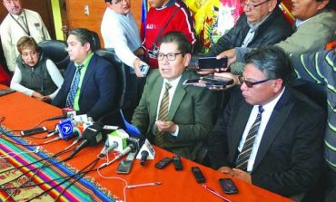 Fiscalía inicia acción penal contra exmagistrados que avalaron la reelección indefinida