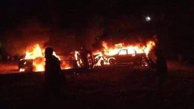 Nuevo ataque aéreo de los Estados Unidos en Irak: hay varios muertos y heridos