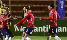 Wilstermann hiere al Tigre en La Paz con un gol de Meleán