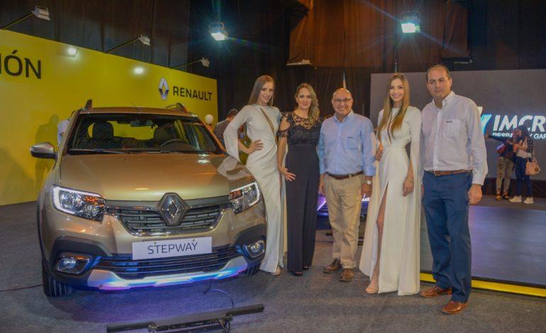 Renault presenta en la Expoauto los renovados Logan, Sandero y Stepway