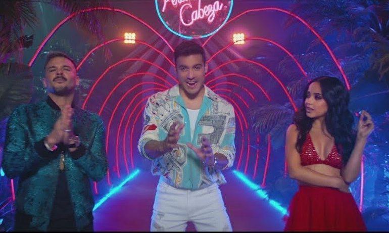 """Carlos Rivera, Becky G y Pedro Capó se unen para decirte que están """"Perdiendo la cabeza"""
