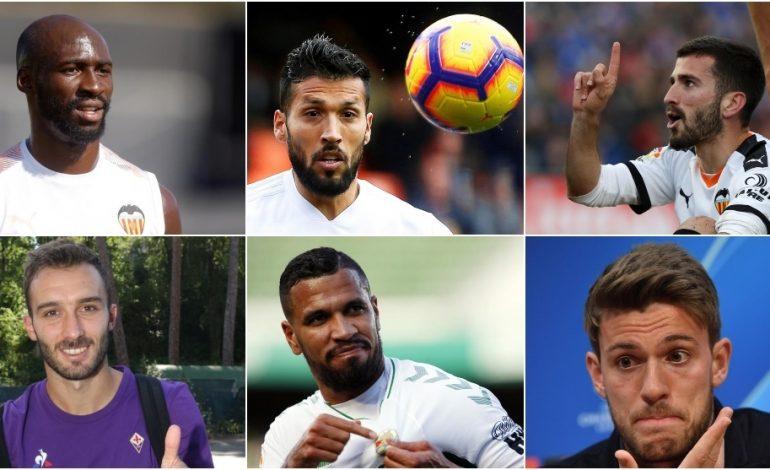 Fútbol Lista de futbolistas con coronavirus en cada una de las ligas