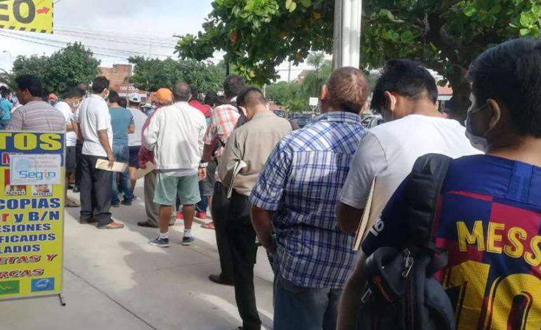 Más de 60.000 personas transitan con permiso de circulación en el departamento de Santa Cruz