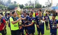 Cochabamba FC logra su primera corona en la AFC