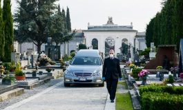 Italia registra 627 muertos por coronavirus en un día, un nuevo récord