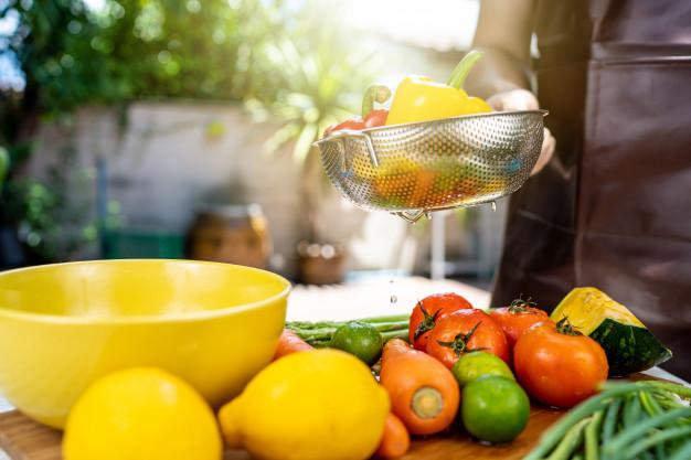 Cómo manipular los alimentos para prevenir enfermedades virales