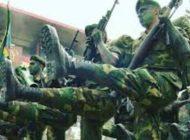 Repliegan a militares del regimiento Ranger ante un caso de Covid-19