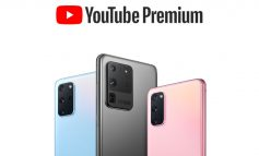 YouTube Premium para usuarios de Galaxy S20