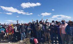 Bolivianos que buscan ingresar desde Chile roban un fusil y apedrean a militares