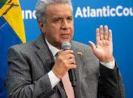Ecuador cerrará embajadas y empresas estatales ante crisis por la pandemia