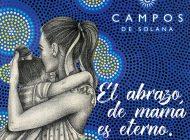 En Campos de Solana, se celebra a mamá con arte y un buen vino