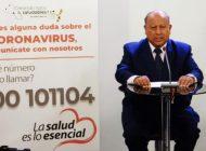 La cifra de enfermos con Covid sube a 8.731 en Bolivia