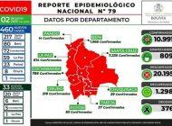 Los enfermos con coronavirus suben a 10.991 en todo el país