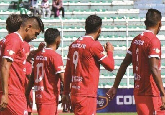 Dos futbolistas de Guabirá tienen coronavirus