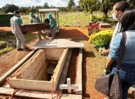 Brasil supera los 38.000 muertos por Covid-19 y roza los 740.000 casos
