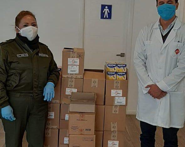 Droguería Inti donó más de medio millón de bolivianos para la mitigación del COVID-19