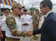 Fuerzas Armadas implementarán estrictos protocolos de bioseguridad en licenciamiento de soldados y marineros