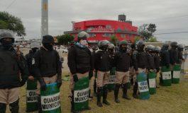 Gobierno Municipal controla y despeja a los ambulantes en la Feria Barrio Lindo