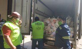 Hipermaxi entrega donación de alimentos al Gobierno Municipal