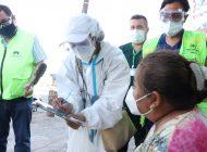 Gobierno Municipal brinda asistencia en el distrito N°1 a través de las brigadas médicas