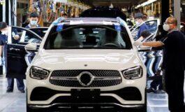 Hallan coronavirus en repuestos de automóviles de fábrica de Daimler en China
