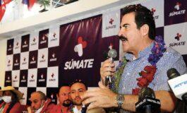 Manfred Reyes Villa es inhabilitado como candidato a alcalde; Súmate ve ´mano negra'