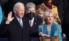 Joe Biden jura como presidente de EEUU con un llamado a la unidad