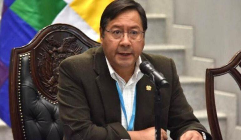 Arce envía proyecto de ley para la devolución de un porcentaje de las AFP
