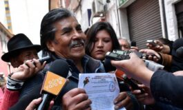 Fallece Felipe Quispe, «El Mallku»